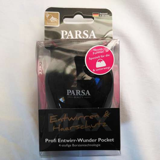 <strong>PARSA BEAUTY</strong> Profi Entwirr-Wunder Pocket