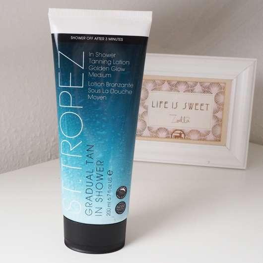 St. Tropez Gradual Tan In Shower Tanning Lotion