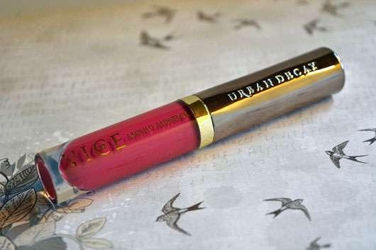 Urban Decay VICE LIQUID LIPSTICK, Farbe: Menace (Comfort Matte Finish) - Flakon