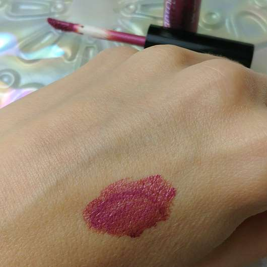 ARTDECO Metallic Lip Color Swatch