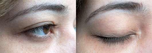 Wimpern ohne die Dr. Pierre Ricaud Paris Mascara Cils Parfait, Farbe: Brun Profond