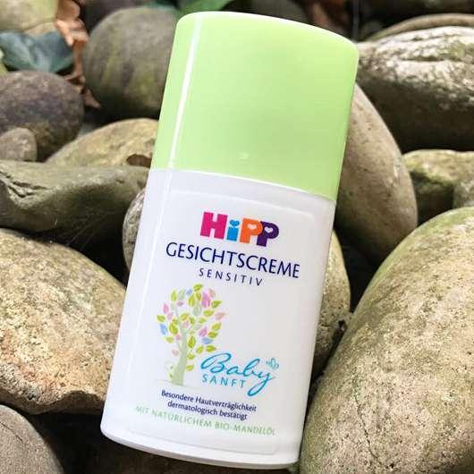 <strong>HiPP Babysanft</strong> Gesichtscreme Sensitiv