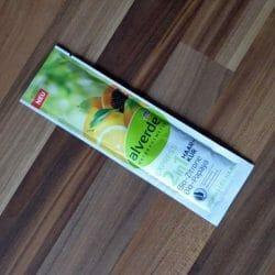 Produktbild zu alverde Naturkosmetik 2in1 Express Haarkur Bio-Zitrone und Bio-Papaya