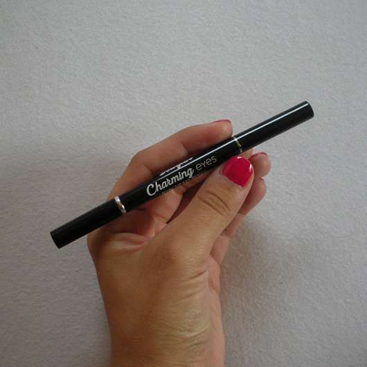 <strong>Douglas Make-up</strong> Charming Eyes Dual-Tip Eye Pencil Colour & Blend - Farbe: Black