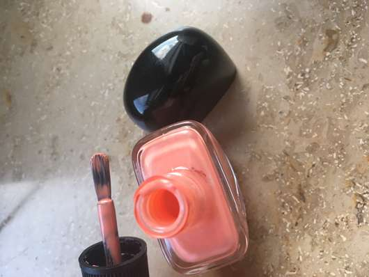 L.O.V LOVinity Long Lasting Nail Lacquer, Farbe: 090 Peach Perfection Pinsel