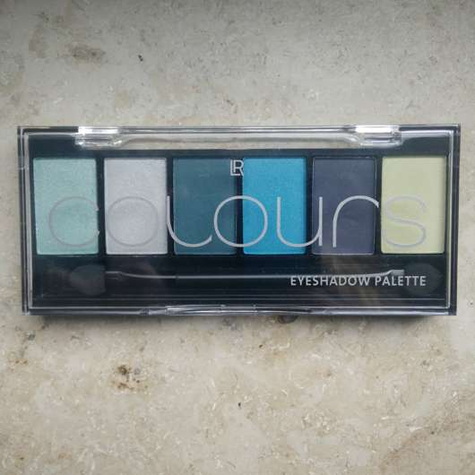 LR Colours Limited Eyeshadow Palette