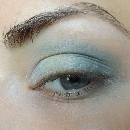 Augen Make-up mit der LR Colours Limited Eyeshadow Palette