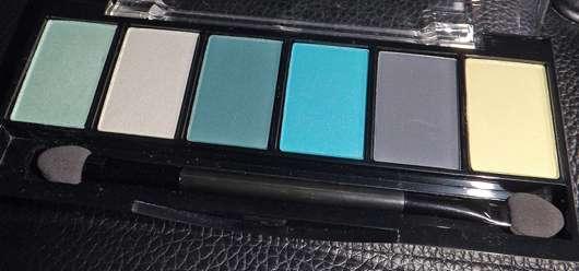 Applikator der LR Colours Limited Eyeshadow Palette