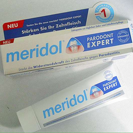<strong>Meridol</strong> Paradont Expert Zahncreme