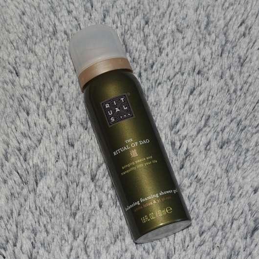 RITUALS The Rituals Of Dao Foaming Shower Gel Design