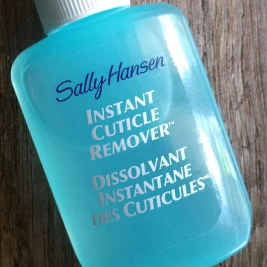 <strong>Sally Hansen</strong> Instant Cuticle Remover
