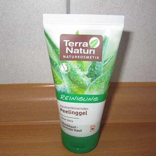 <strong>Terra Naturi Naturkosmetik</strong> Reinigung Hautverfeinerndes Peelinggel Aloe Vera