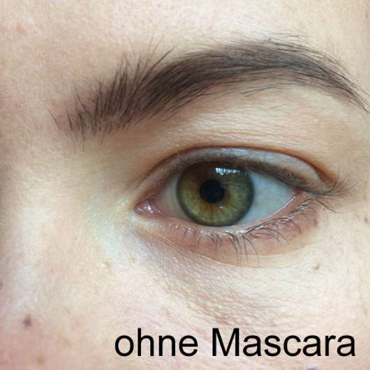 Wimpern ohne L.O.V LASHaffair Lengthening Bold Lashes Mascara, Farbe: 100 Alluring Black