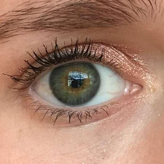 Sephora Colorful Lidschatten, Farbe: 232 Girl Talk (Glitter) auf dem Auge