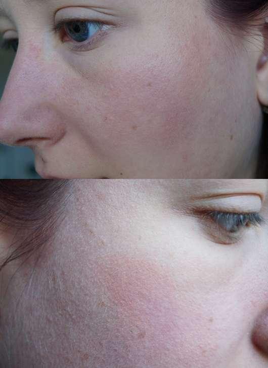 Haut mit und ohne alverde Professional Magic Effect Rouge