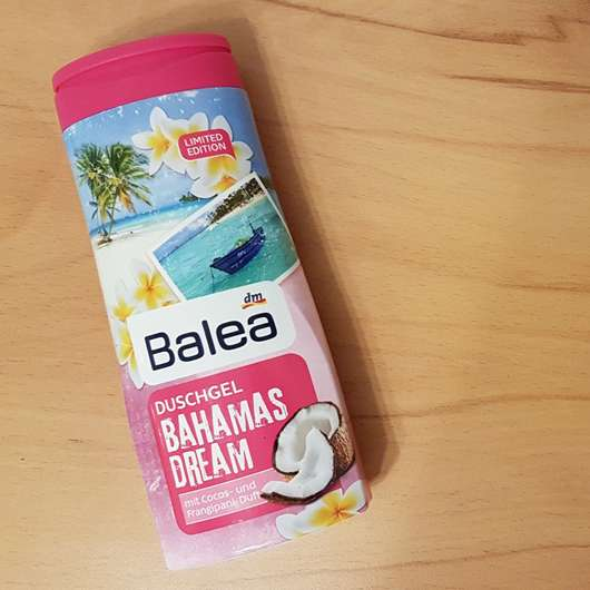 Balea Duschgel Bahamas Dream (LE) Design