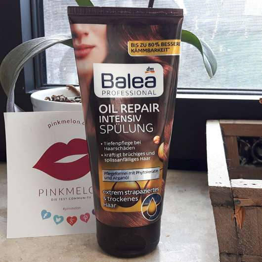 <strong>Balea Professional</strong> Oil Repair Intensiv Spülung