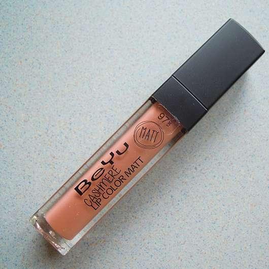 BeYu Cashmere Lip Color Matt, Farbe: 97 Sweet Nude (LE)