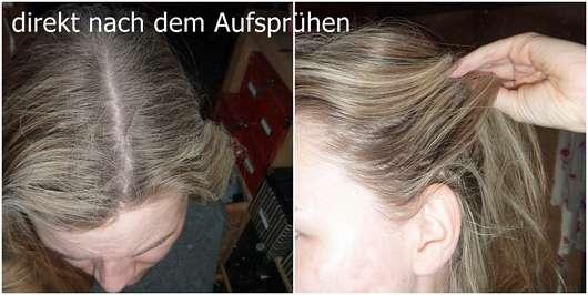 Douglas Hair Tinted Dry Shampoo, Farbe: Blond Hair - Haare direkt nach dem Aufsprühen