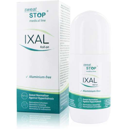 <strong>IXAL by everdry</strong> Antitranspirant Roll-On OHNE Aluminiumsalze