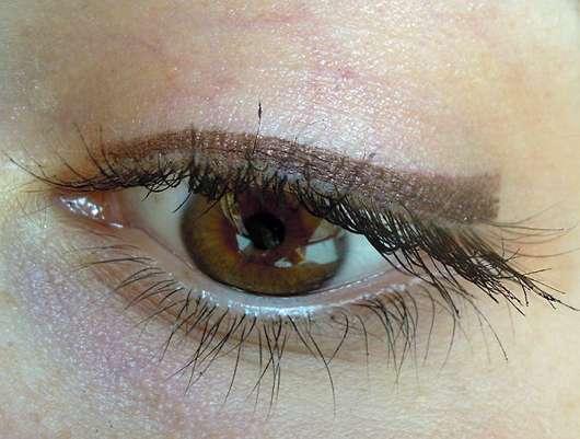 L.O.V BestDressed 12H Long-Wear Eye Pencil, Farbe: 250 Antique Amber - auf dem Lid