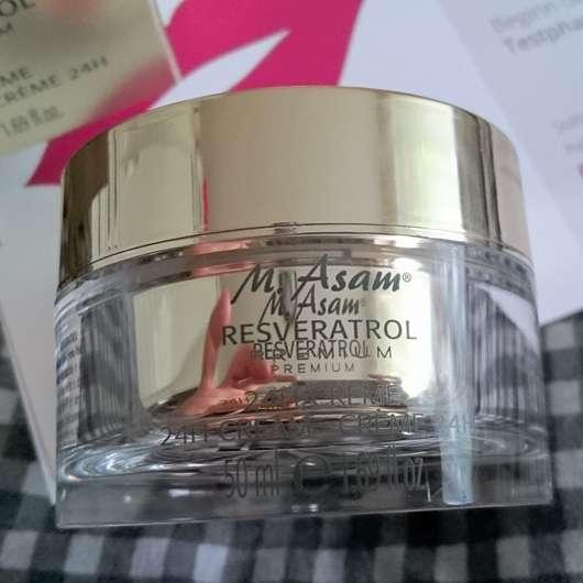 M. Asam Resveratrol Premium 24H Creme - Tiegel