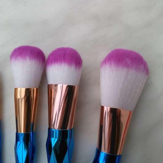 Nahaufnahme - Mayani Design Pinselset - Unicorn Brushes