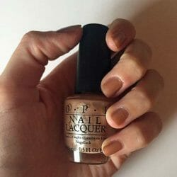 Produktbild zu OPI Nail Lacquer – Farbe: NL R58 Cosmo-Not Tonight Honey!