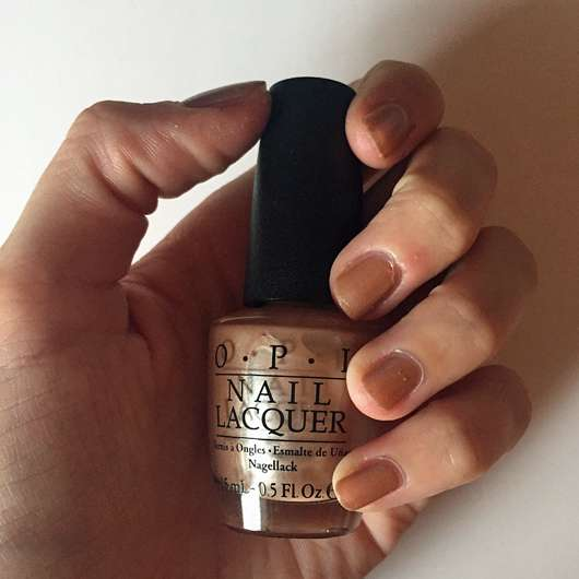 OPI Nail Lacquer, Farbe: NL R58 Cosmo-Not Tonight Honey! - Flasche