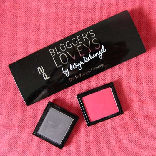 p2 blogger's loveys by designdschungel do-it-yourself palette (LE)
