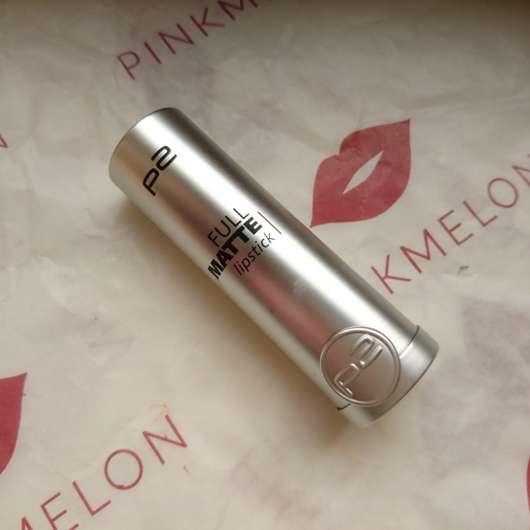 p2 full matte lipstick, Farbe: 30 kiss my words