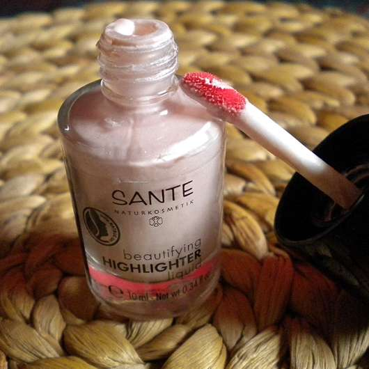 SANTE beautifying Highlighter Liquid