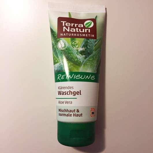 <strong>Terra Naturi Naturkosmetik</strong> Reinigung Klärendes Waschgel Aloe Vera