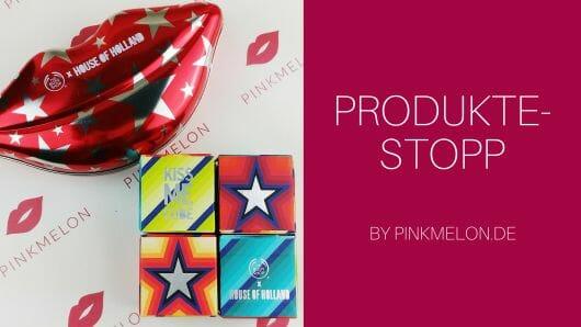 Für einen guten Zweck: Die The Body Shop X House Of Holland Limited Edition