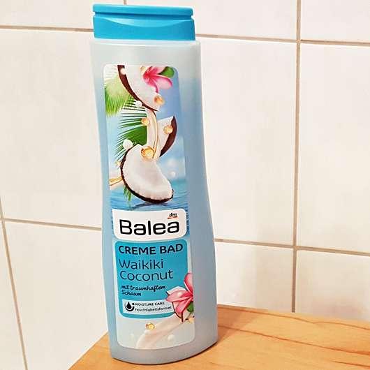 Design vom Balea Creme Bad Waikiki Coconut