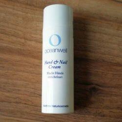 Produktbild zu Oceanwell Hand & Nail Cream