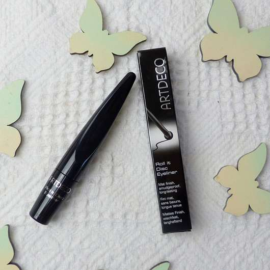 ARTDECO Roll It Disc Eyeliner, Farbe 1: Black (LE)