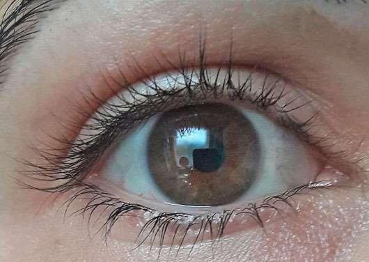Auge ohne L.O.V BestDressed 24H Long-Wear Volume Mascara, Farbe: 100 Velvet Black