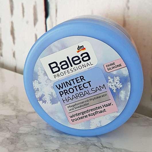 Balea Winter Protect Haarbalsam - Tiegel