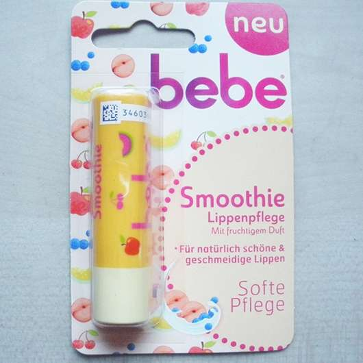 <strong>bebe®</strong> Smoothie Lippenpflege