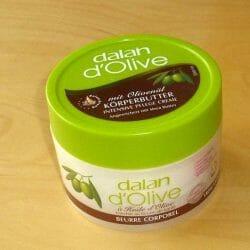 Produktbild zu Dalan d'Olive Körperbutter