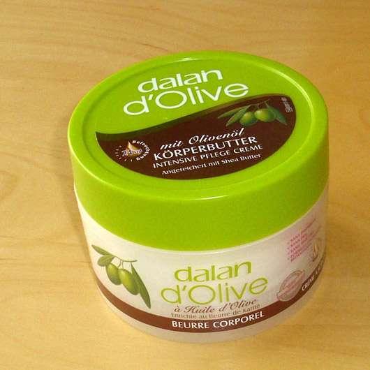 Dalan d'Olive Körperbutter - Tiegel