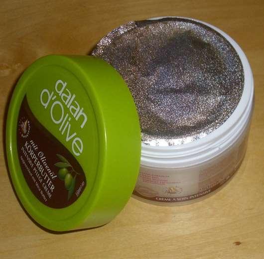 Dalan d'Olive Körperbutter - Hygienesiegel