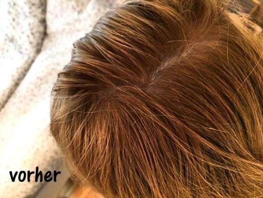 Douglas Hair Tinted Dry Shampoo, Farbe: Blond Hair vorher