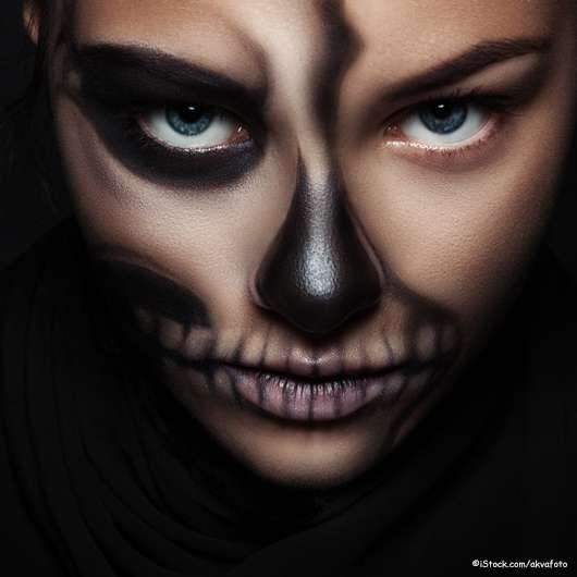 Die coolsten Halloween Make-up Looks