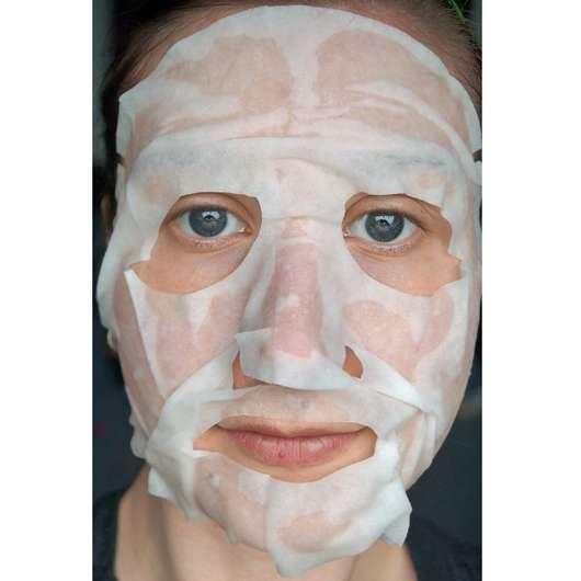 Hej Organic The Relaxer Tuchmaske - Passform Maske