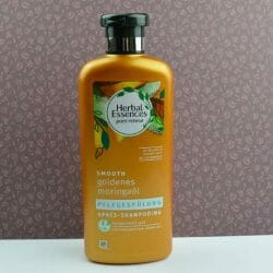 Produktbild zu Herbal Essences pure:renew Goldenes Moringaöl Pflegespülung