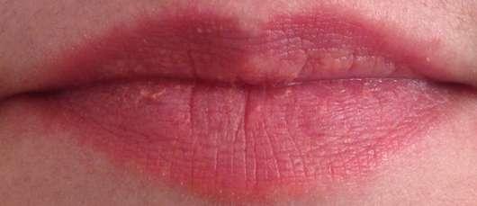L'Oréal Paris Color Riche x Balmain Lipstick, Farbe: 246 Confession (LE) nach vier Stunden