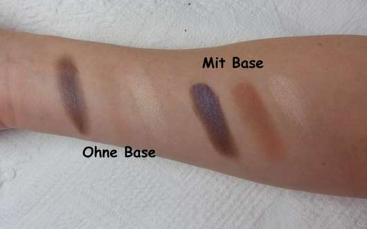 Misslyn Eye-Mazing Eyeshadow Set, Farbe: Oh Boy I'm Your Hero Swatches