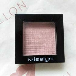Produktbild zu Misslyn Eyeshadow – Farbe: 63 girly talk (LE)